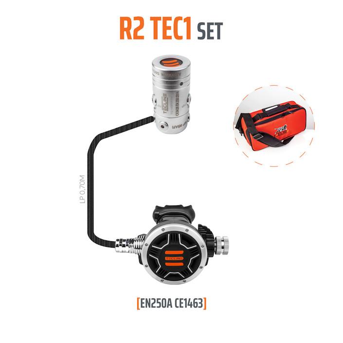 10005 - Regulator R2 TEC1 - EN250A