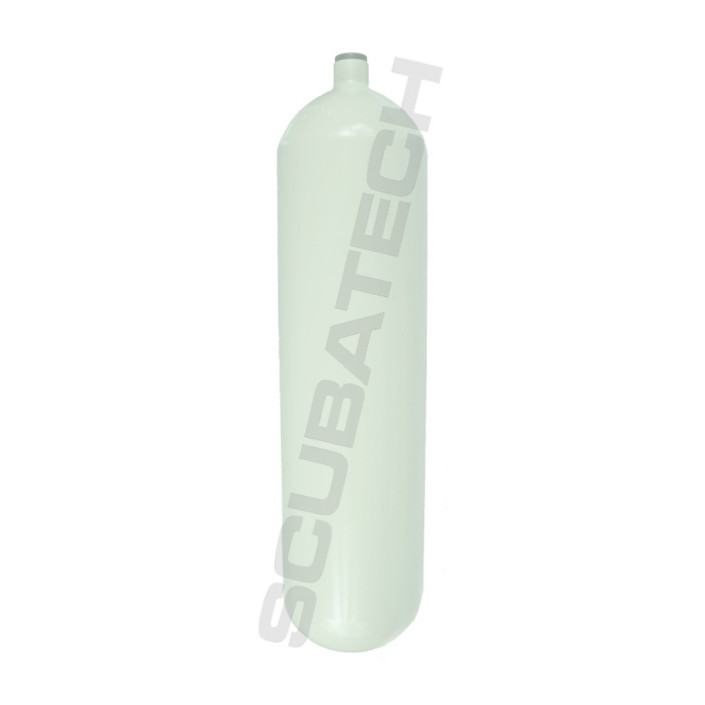 20005-08 - Tank 12L 171mm 232 Bar White without Valve