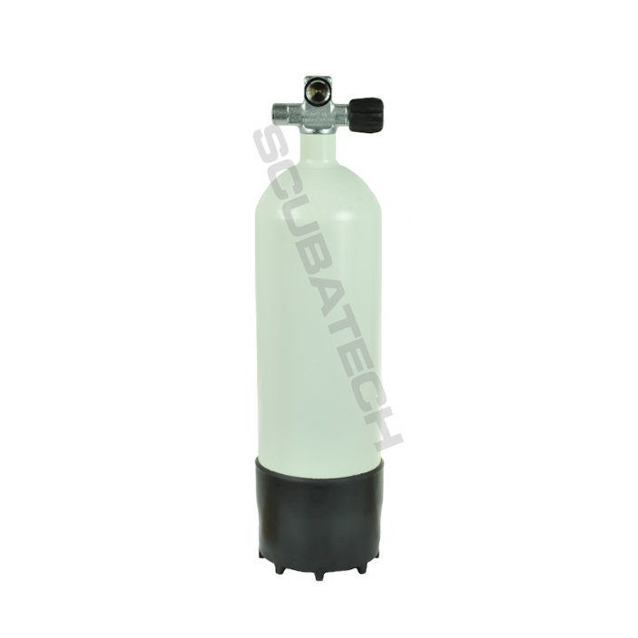 Tank 5L 140mm 232 Bar With Extendable Valve