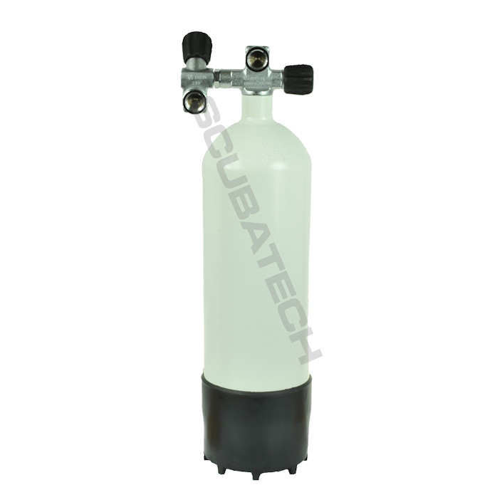 20006-3 - Tank 5L 140mm 232 Bar with Double Valve