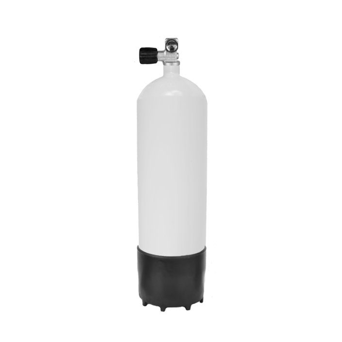 Tank 8,5L 140mm 232 Bar With Extendable Valve