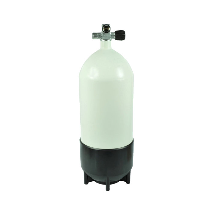 Tank 12L 203mm 232 Bar With Extendable Valve