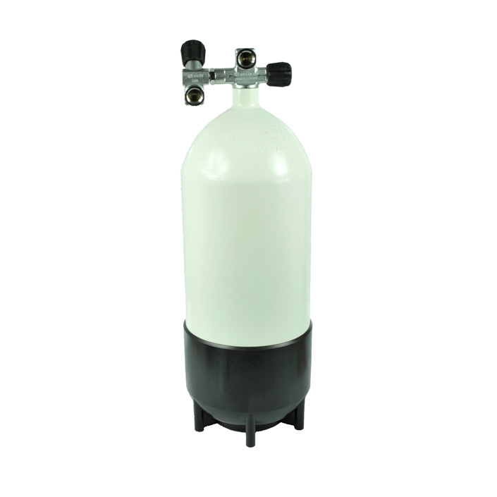 20012-3 - Tank 12L 203mm 232 Bar with Double Valve