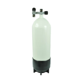 20017-3 - Tank 15L 203mm 232 Bar with Double Valve