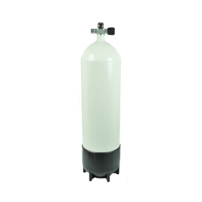 Tank 18 L 203 mm 232 Bar with Extendable Valve