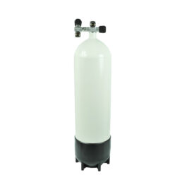 20020-3 - Tank 18L 203mm 232 Bar with Double Valve