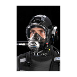 Neptune Space G-divers Full Face Mask + GSM