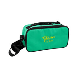 Bag For Regulator O2 Green Tecline