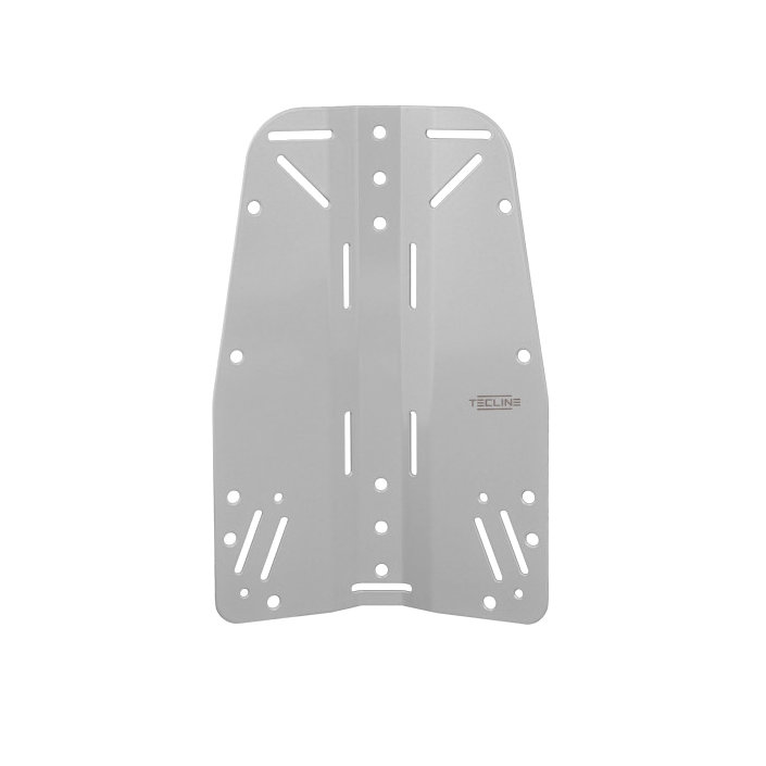 Backplate – Stainless 3mm 2,1kg