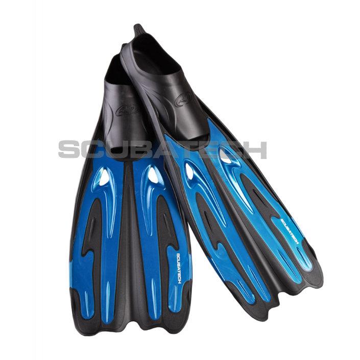 Fins Full Foot Tiara 2 - Metallic Navy Blue
