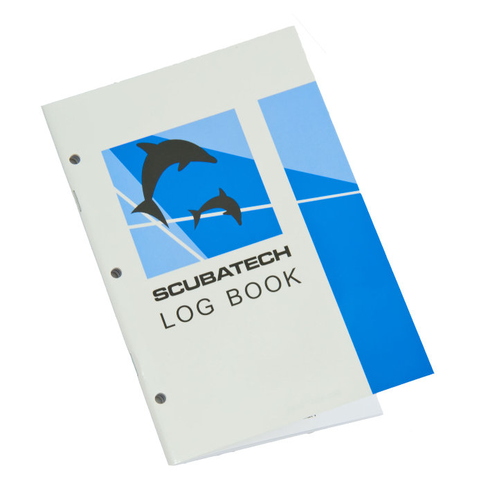 Logbook - Insert for Organizer Dive Log
