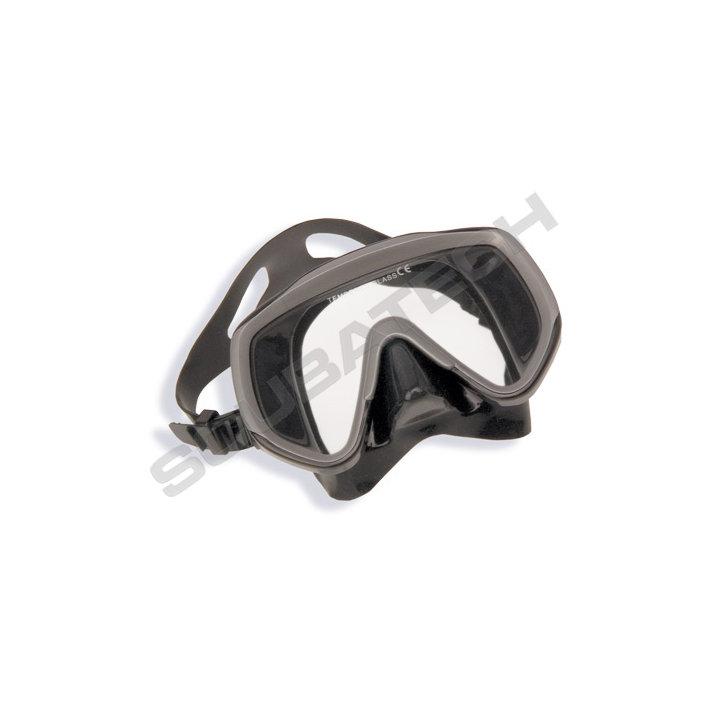 Mask Vision II Black Silicone Black Frame
