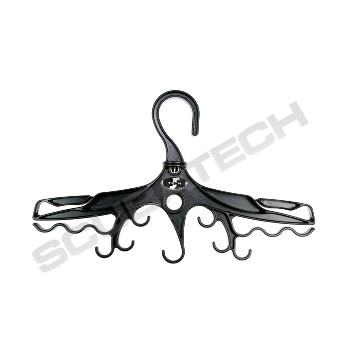Multipurpose Hanger - Black