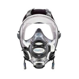Neptune Space G-divers full face mask white