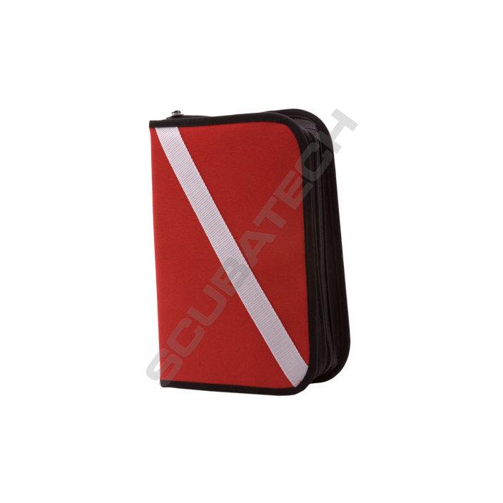Organizer Dive Log - Red