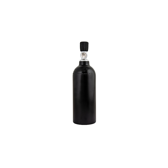 T02070 - T02070 - Alu Tank 1,5L with Valve - Luxfer