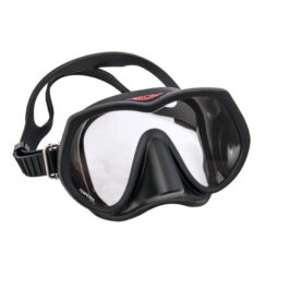 Tecline Frameless Super View Mask Black