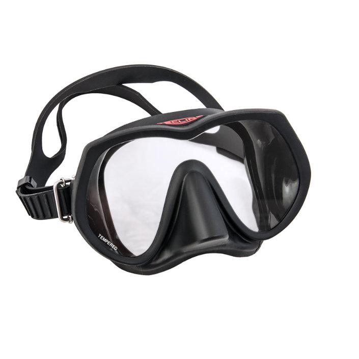 Tecline Frameless Super View Mask Black