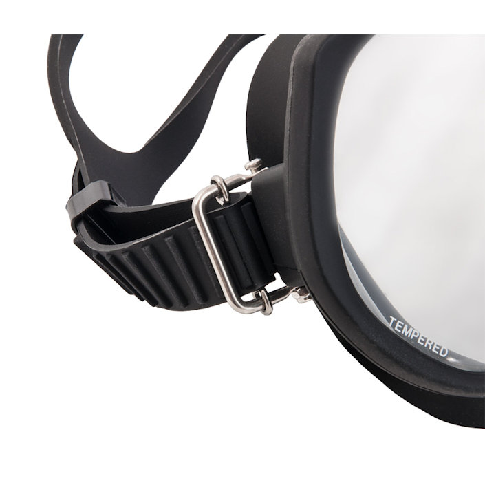 Stainless Steel Buckle For Frameless Super View Mask