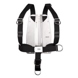 Harness Tecline Dir Standard Webbing + 3mm Stainless Steel Backplate - No Logo