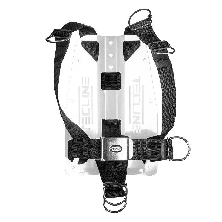 Harness Only Tecline Dir Standard Webbing - Fixed D-Rings