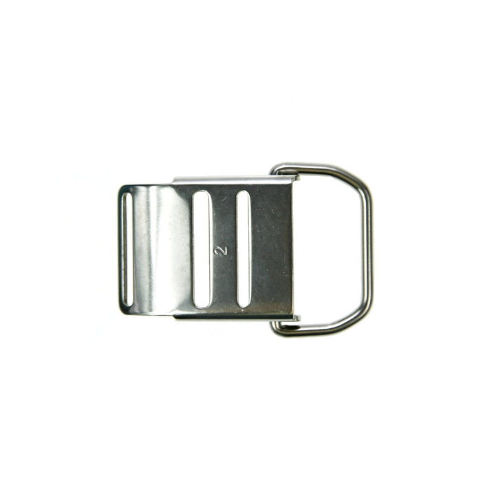 Weight Belt Buckle 50mm SS - Lever