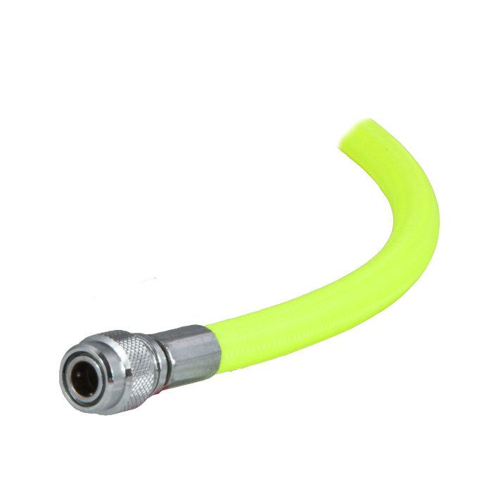 XTR yellow inflator hose