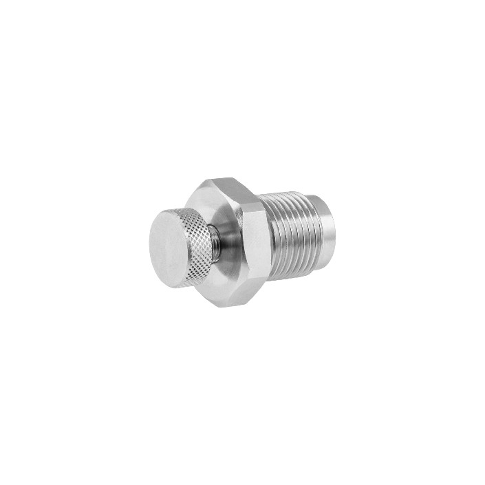 Din Plug With Pressure Release