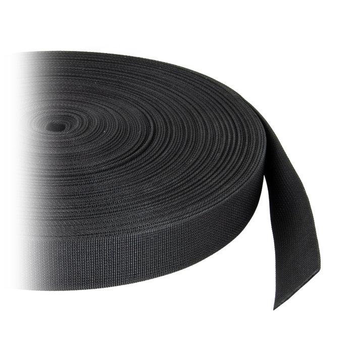 Webbing Belt 25mm - Black
