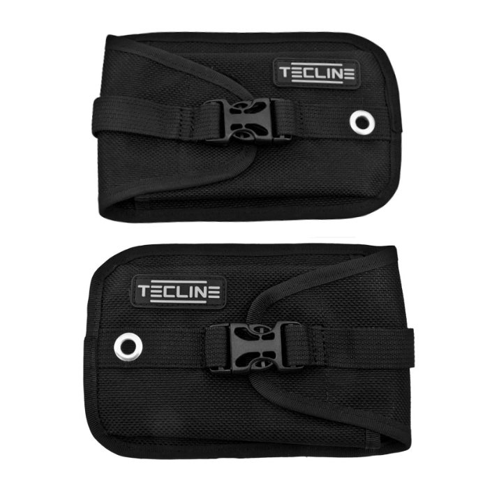 Weight Pockets For Side Mount - Tecline