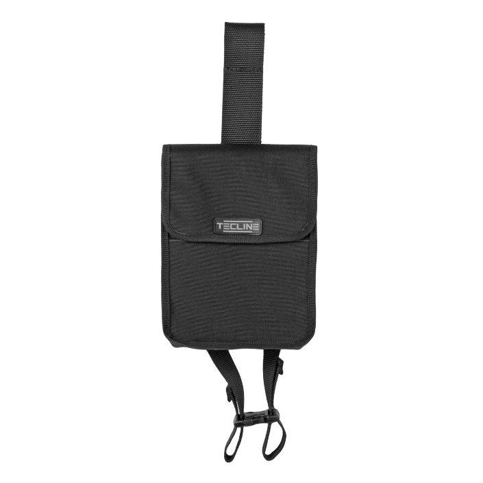 T01048 - Pocket Tecline Cargo, Cordura, For Waist Belt And Thigh