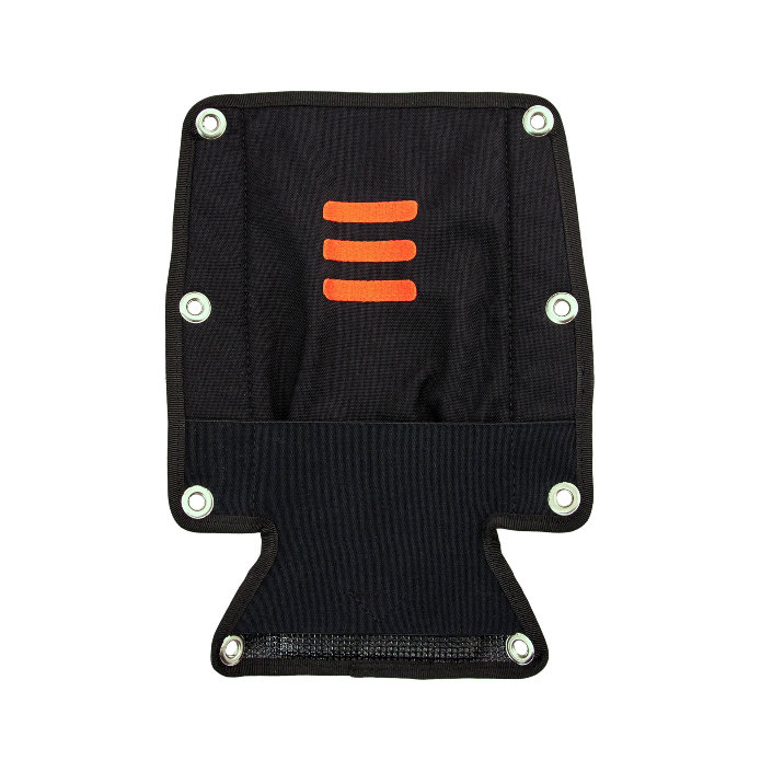 Backplate Soft Pad With Buoy Pocket – Without Bolts And Nuts