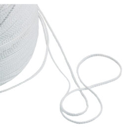 Nylon Cord For Spools & Reels White