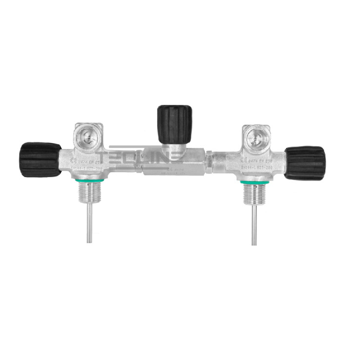 Complete Manifold 171mm 232 Bar - Viton