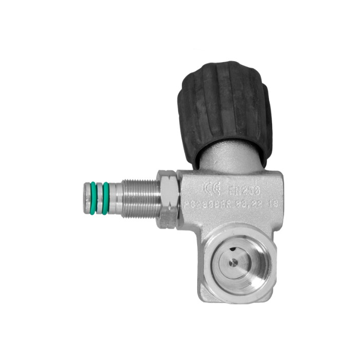 Second Outlet For Expendable Mono Valve 232 Bar Right