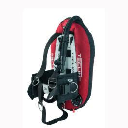 Ultra Light Travel Set: Donut 13, Dir Harness, Alu Bp, Trim & Weight Pockets, Tank Belts