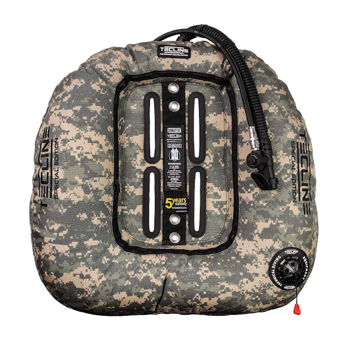 Donut 17 Special Edition Camo (17kg/40lbs) For 2 x 7l or 2 x 10l