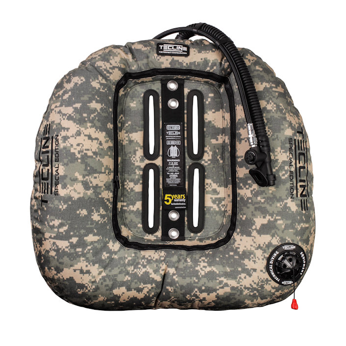 Donut 22 Special Edition Camo (22kg/50lbs)