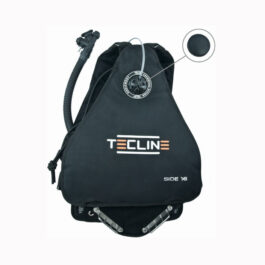 Side Mount BCD Side 16 - 16kg Buoyancy