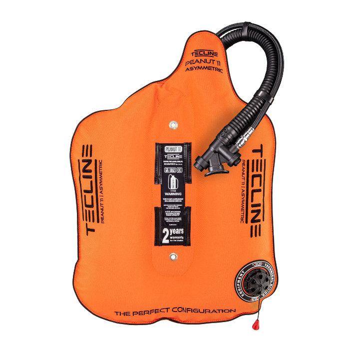 Peanut 11 Orange (11kg/24lbs) For Mono Tank - Weight 0,85kg