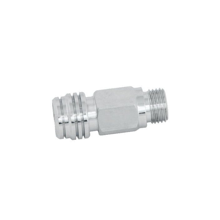 Thread Adapter Male 9/16 To Female BC