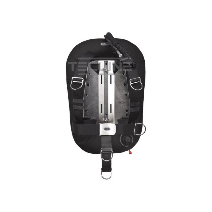 Donut 17 With Adjustable Dir Harness, Built-In Mono Adapter, Tank Belts & BP
