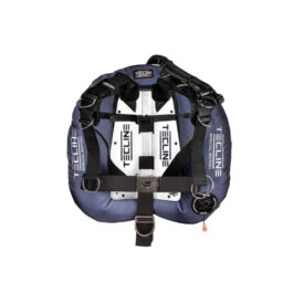 Donut 22 Special Edition Blue, With Comfort Harness & BP