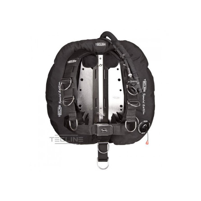 Donut 22 Specal Edition Black, With Comfort Harness & BP