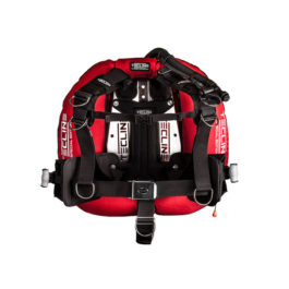 Donut 22 Special Edition Red With Comfort Harness, Weight Pocket & BP Soft Pad