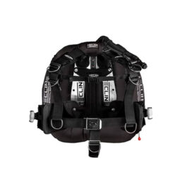 Donut 22 Special Edition Black With Comfort Harness, Weight Pocket & BP Soft Pad