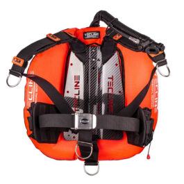 Donut 22 Special Edition Orange, Carbon BP With Dir Harness & Weight Pockets