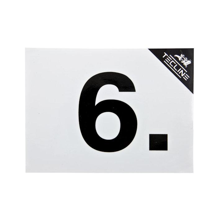 Sticker Mod 6 - 16 x 12cm