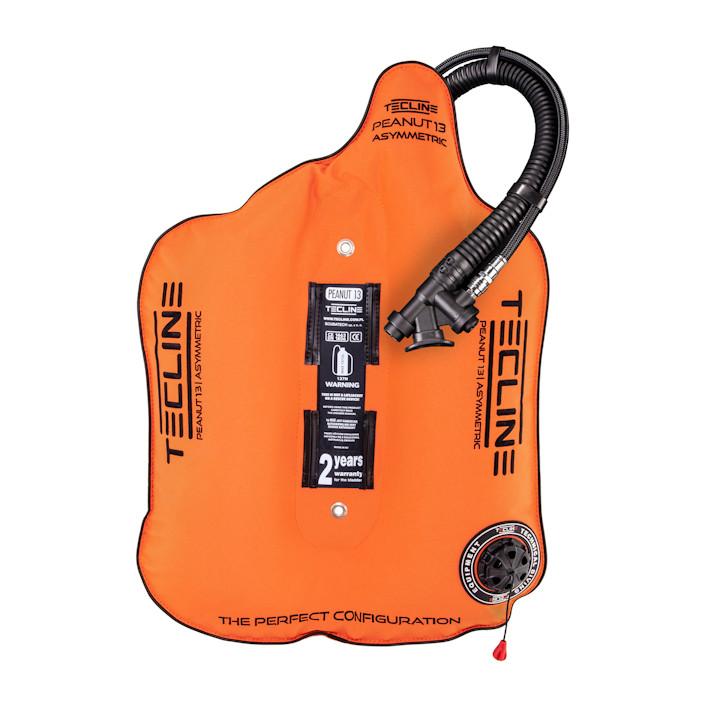 T11067-03 - Peanut 13 Orange (13kg/28lbs) For Mono Tank