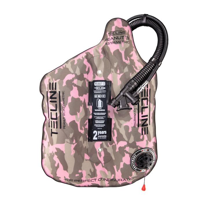 T11067-05 - Peanut 13 Camo-Pink (13kg/28lbs) For Mono Tank